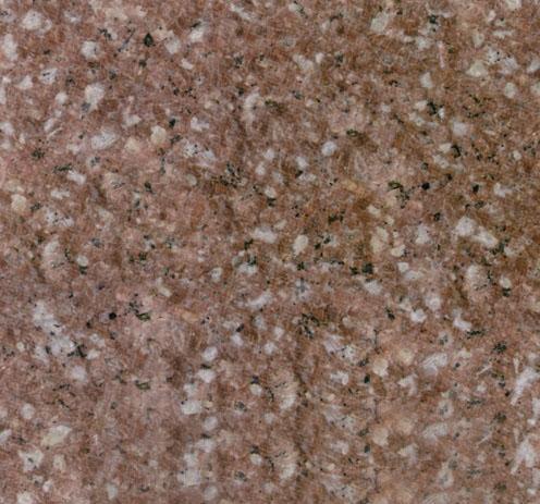 Red Yongjin Granite