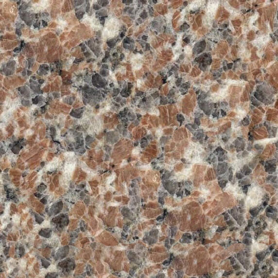 Renhe Island Red Granite