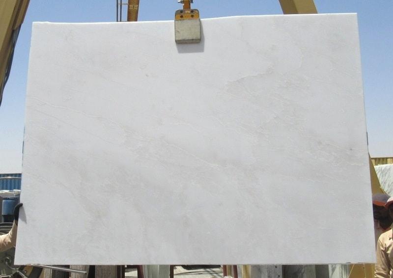 Rhino Marble Slabs Namibia White Polished Marble Stone Slabs