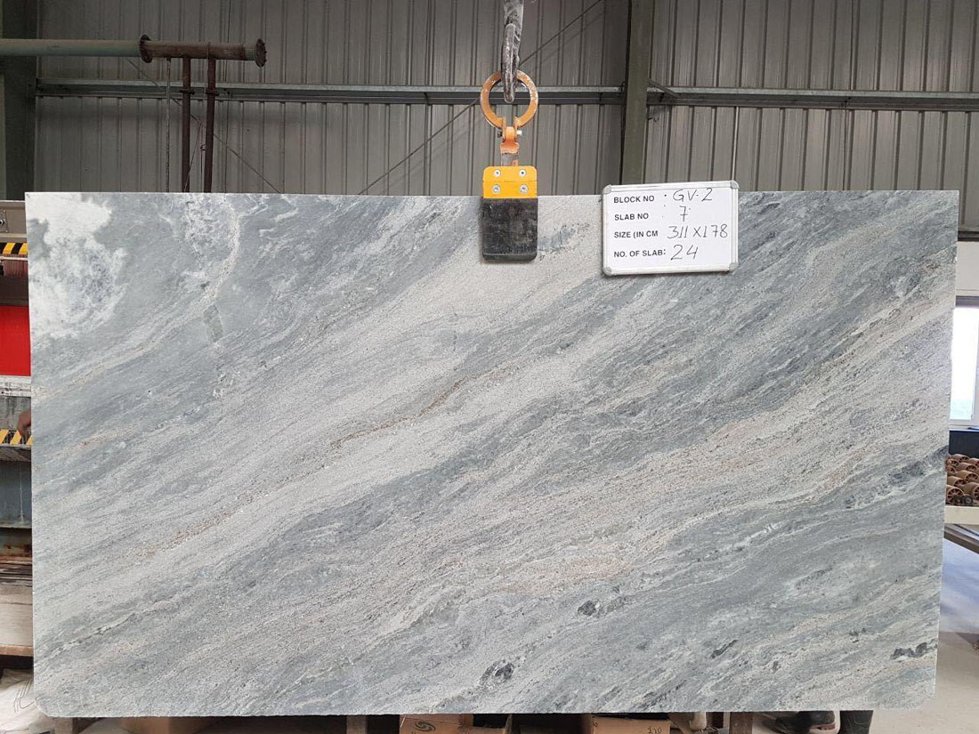 River Blue Indian Marble