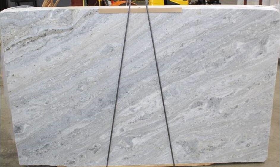 River Blue Marble Slabs Indian Competitive White Marble Slabs