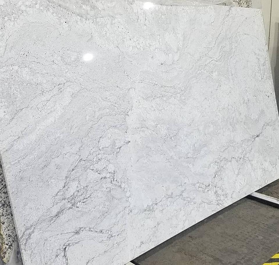 River White Granite Polished Slabs
