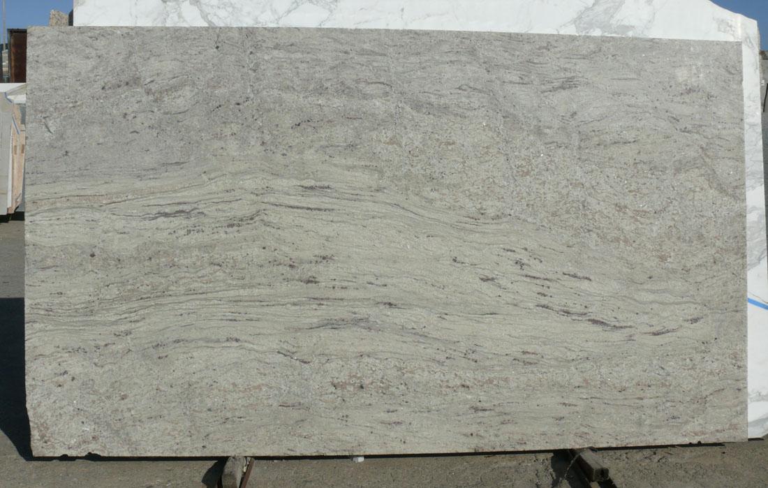River White Granite Slab Polished White Slabs from Brazil