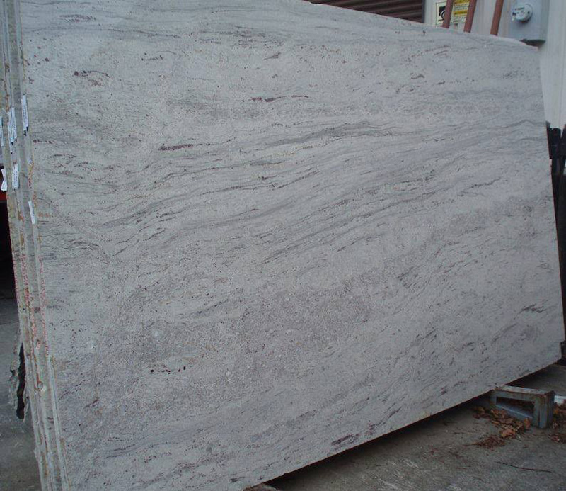 River White Granite Slabs Indian White Granite Slabs
