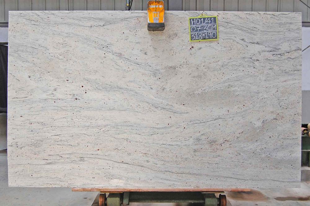 River White Granite Slabs Premium 2 and 3CM