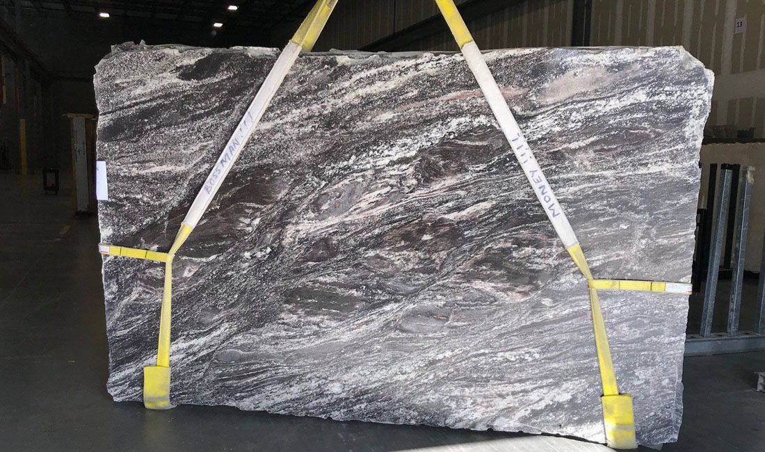 Rocky Mountain Granite Natural Stone Slabs