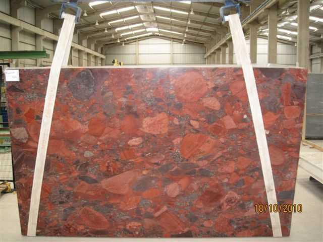 Rodhium Red Granite Slabs