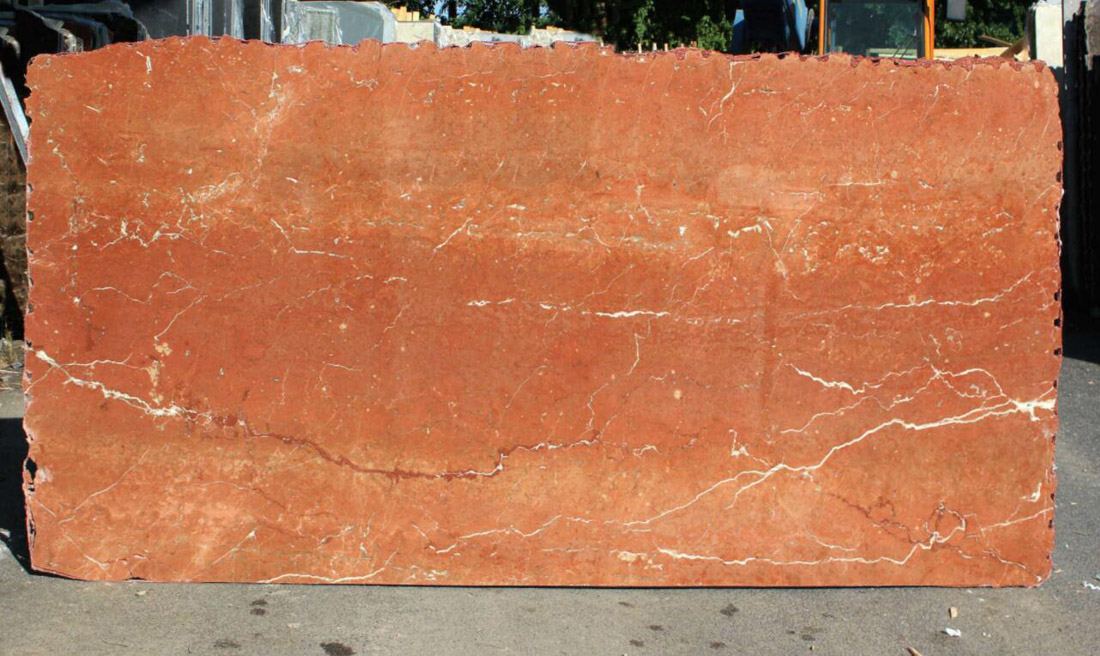 Rojo Alicante Marble Polished Slabs Spain Red Marble Slabs
