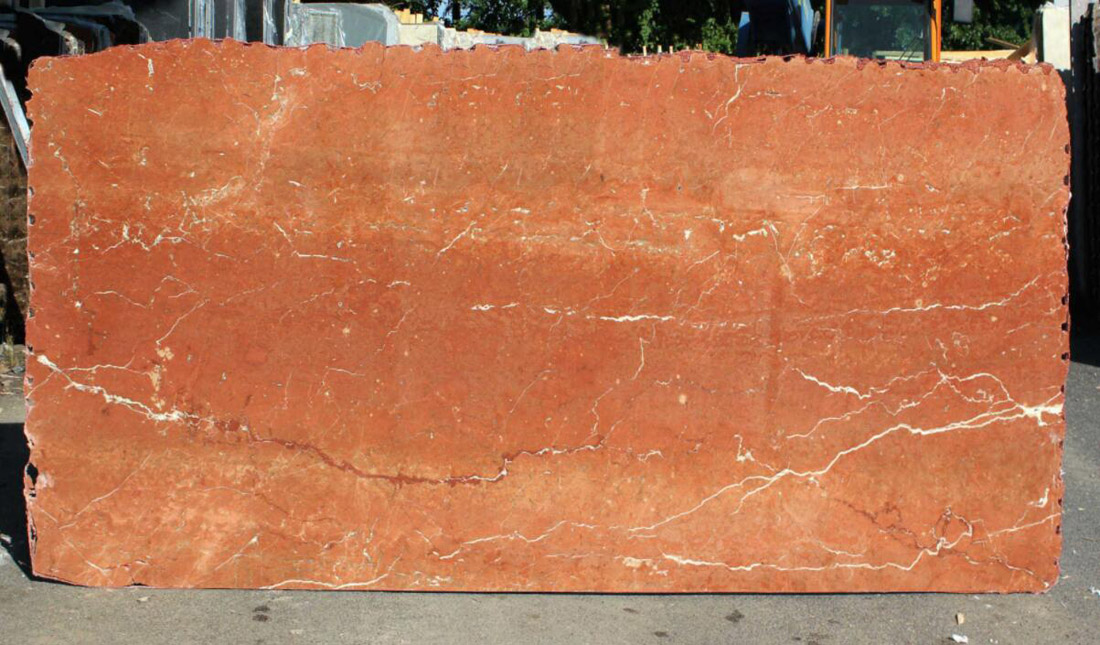 Rojo Alicante Marble Slabs Polished Red Marble Stone Slabs