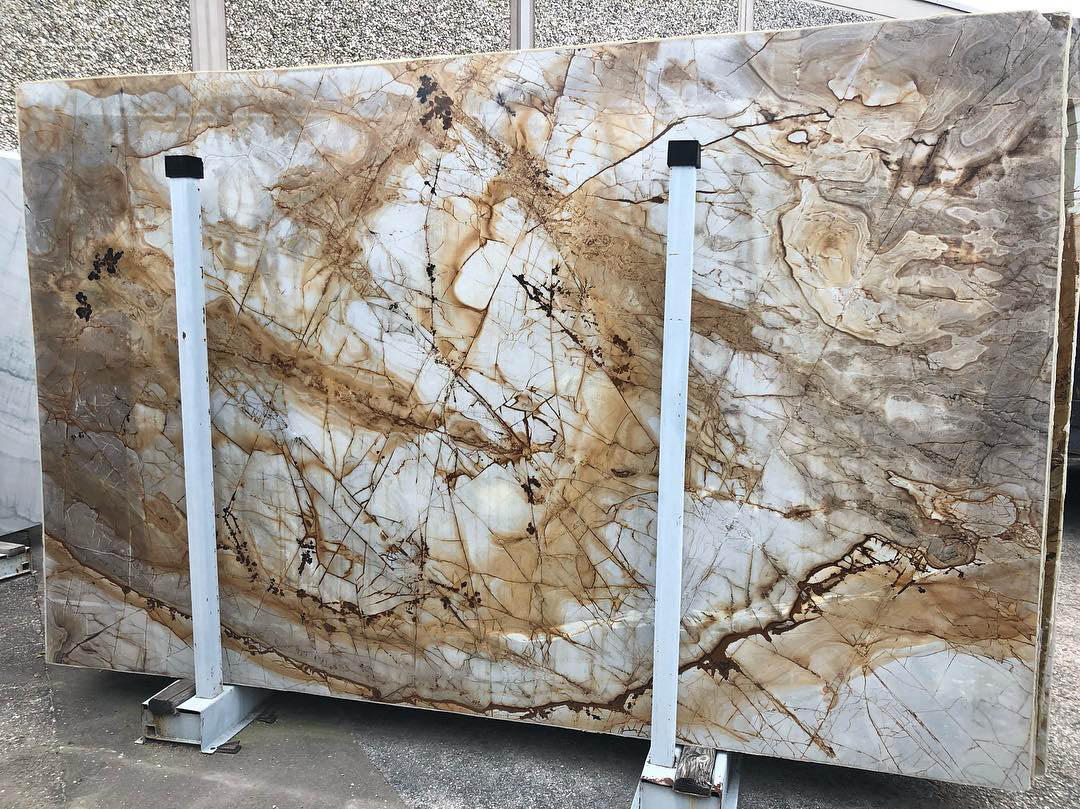 Roma Imperiale Quartzite Slabs Brazilian Quartzite Slabs