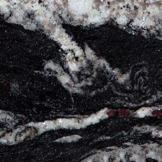 Roma Black Granite