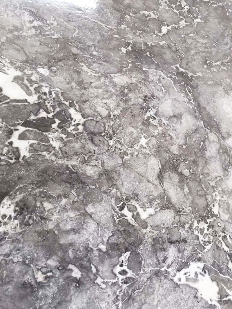 Romantic Gray Chinese Grey Marble