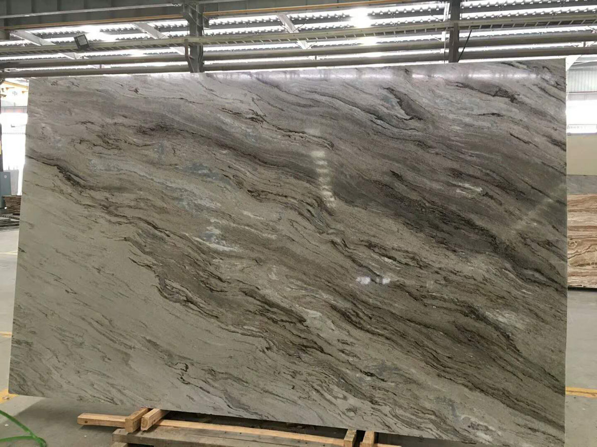 Rome Impression Marble Slabs for Kitchen Countertops