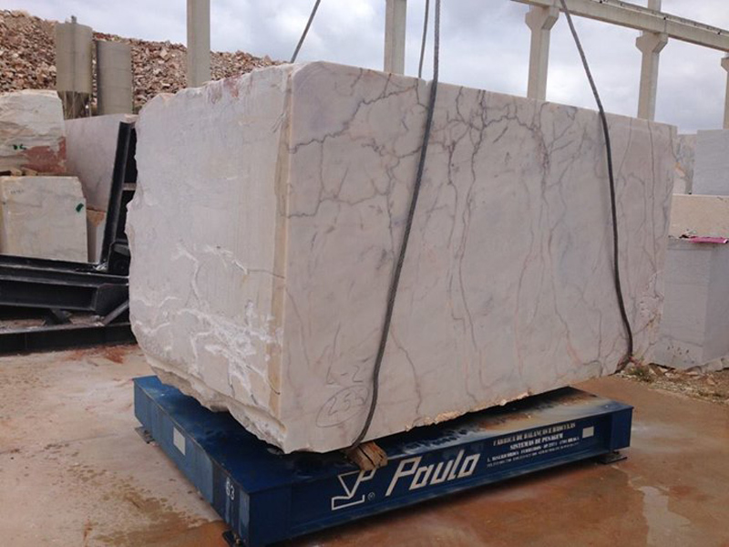 Rosa Aurora Marble Blocks Portugal Natural Marble Blocks