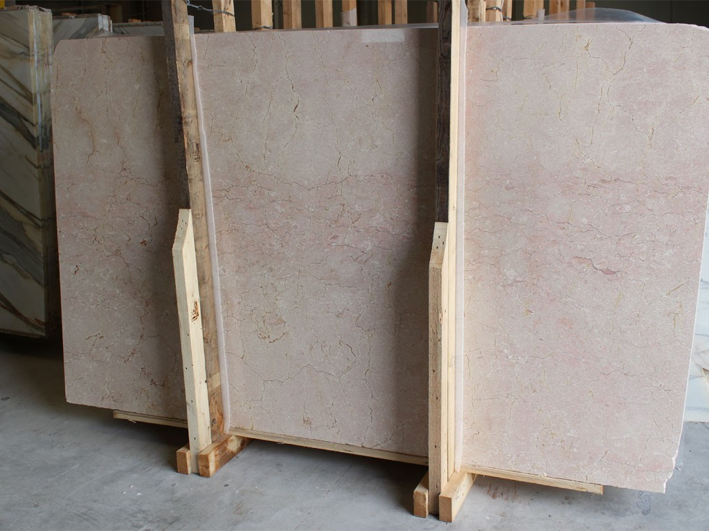 Rosa Tea Marble Slabs Turkish Pink Marble Slabs