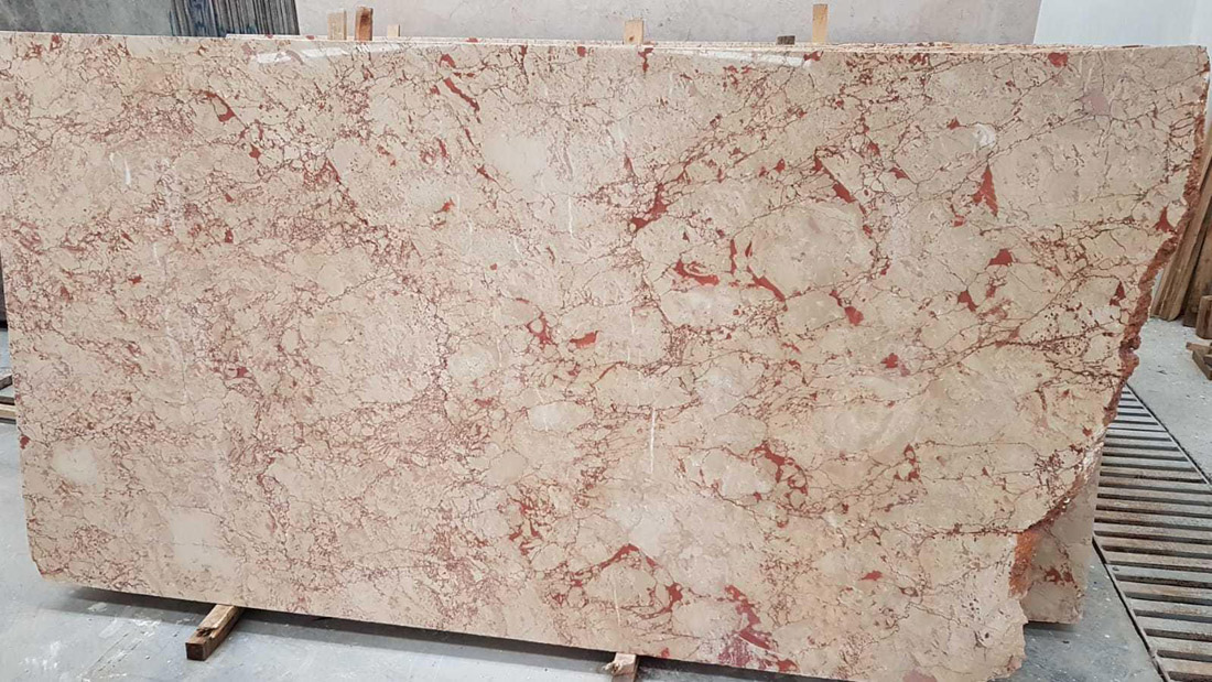 Rosalia Marble Slabs Polished Beige Marble Slabs