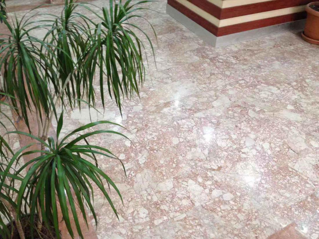 Rosalinda Pink Marble Flooring Tiles for Export