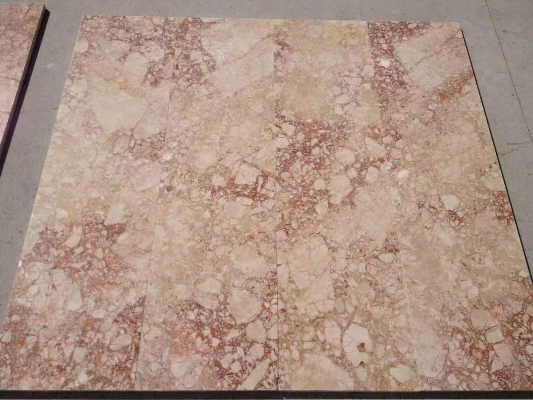 Rosalinda Pink Marble Tiles Turkish Pink Marble Stone Tiles