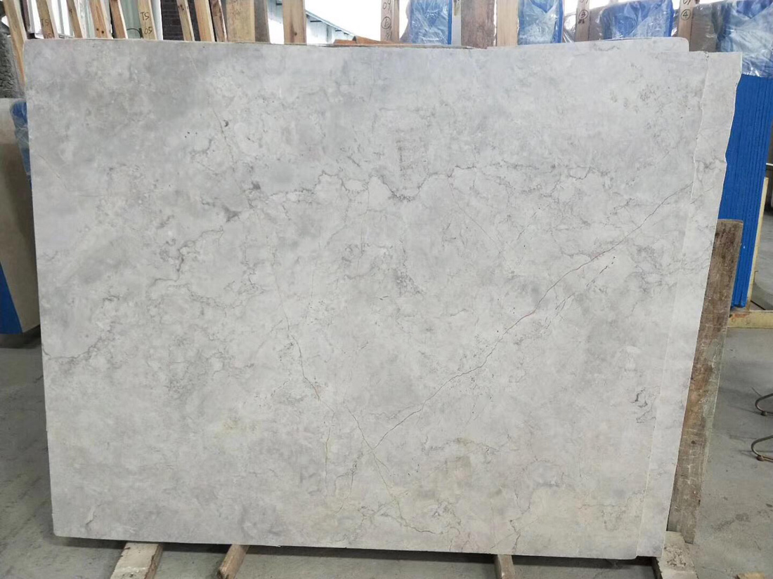 Rose Grey Marble Slabs from China Supplier