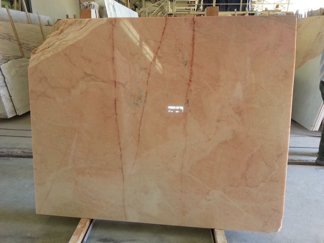 Rose Portugal Marble Slabs Polished Pink Marble Slabs