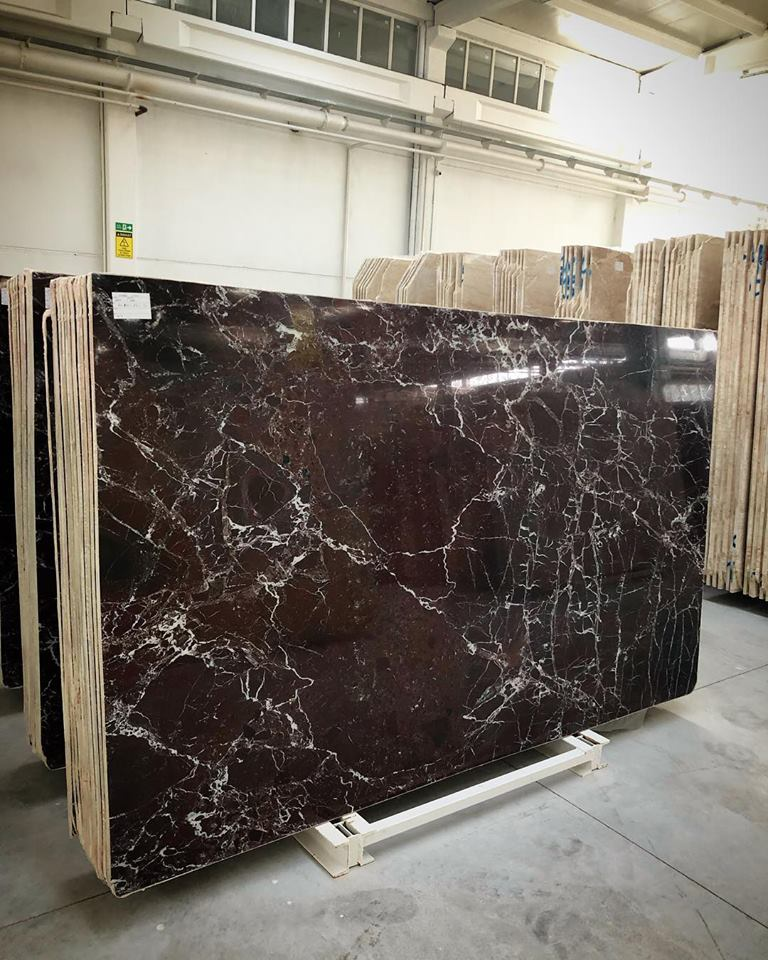 Rosso Levanto Slab Turkish Red Marble Slabs