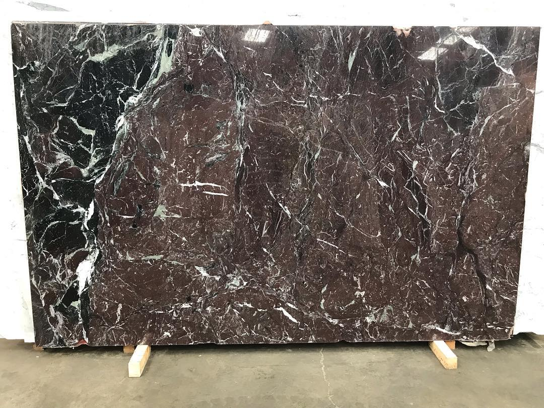 Rosso Levanto Turkish Red Marble Polished Slabs