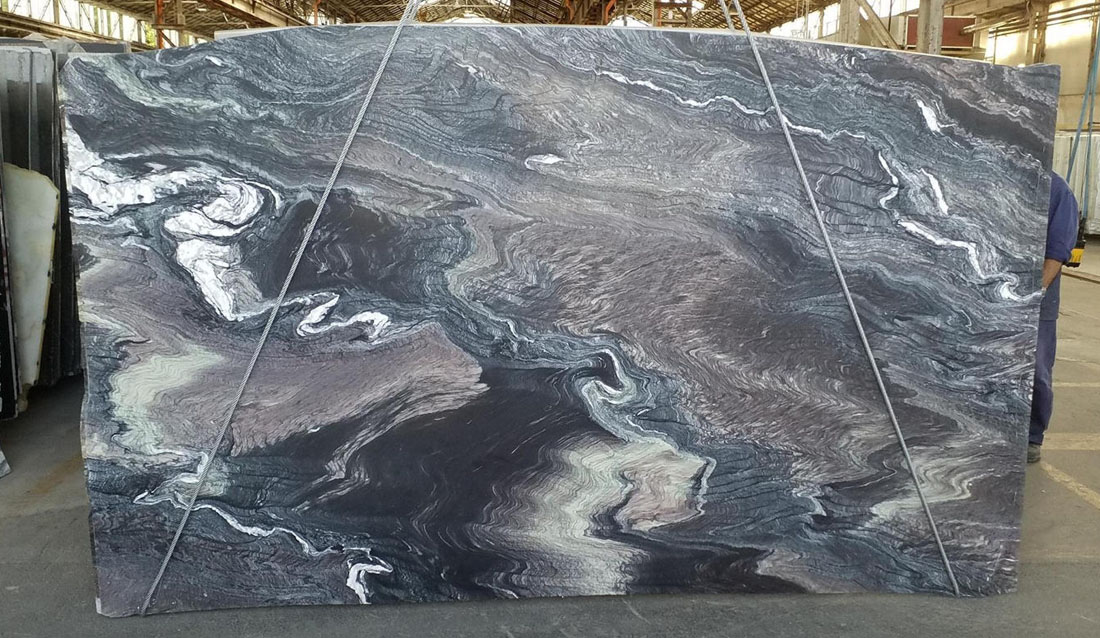 Rosso Luana Slabs Polished Marble Slabs from Italy