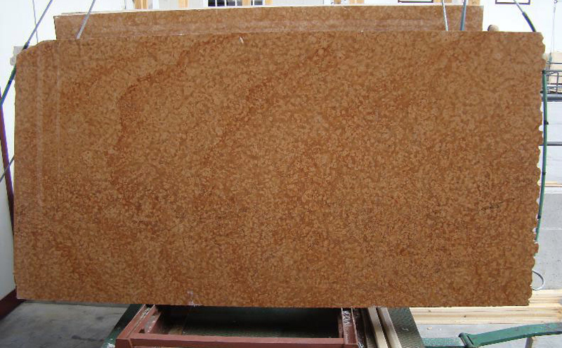 Rosso Verona Marble Stone Slabs Yellow Marble Polished Marble Slabs