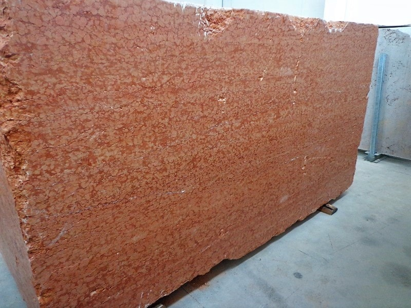 Rosso Verona Natural Marble Blocks