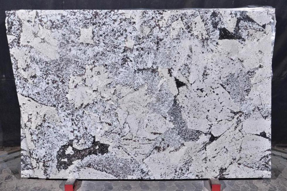 Royal White Granite Slabs Brazil White Polished Granite Slabs
