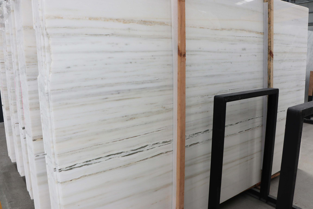 Royal White Marble Slabs Top Quality Marble Stone Slabs
