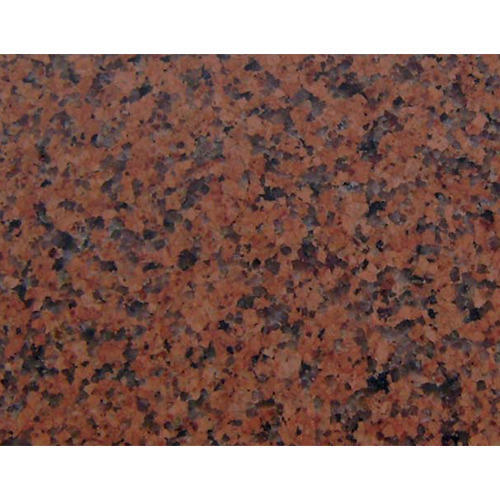 Ruby Red Granite Color