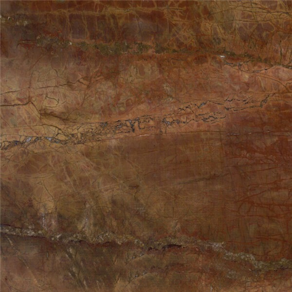 Ruby Red Marble