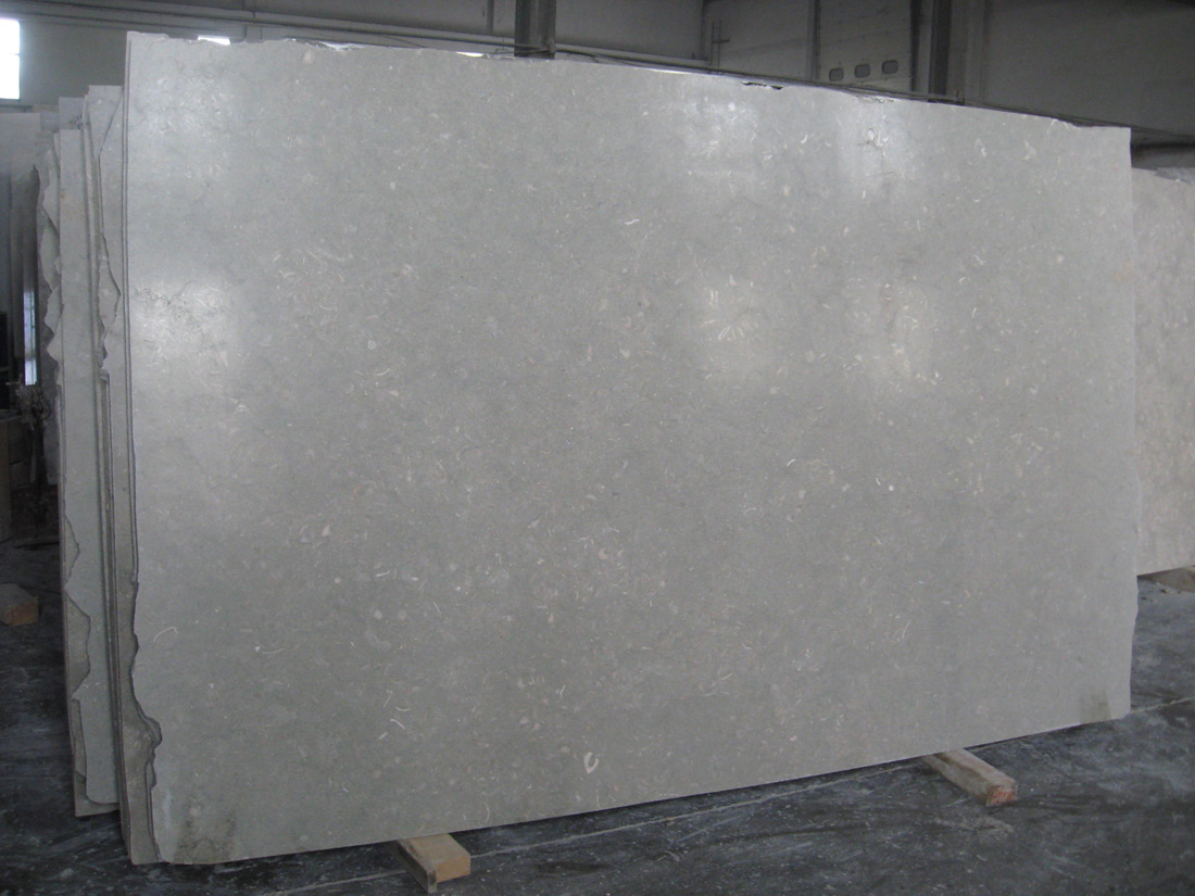 Rustic Green Limestone Slabs Turkish Competitive Limestone Slabs for Export
