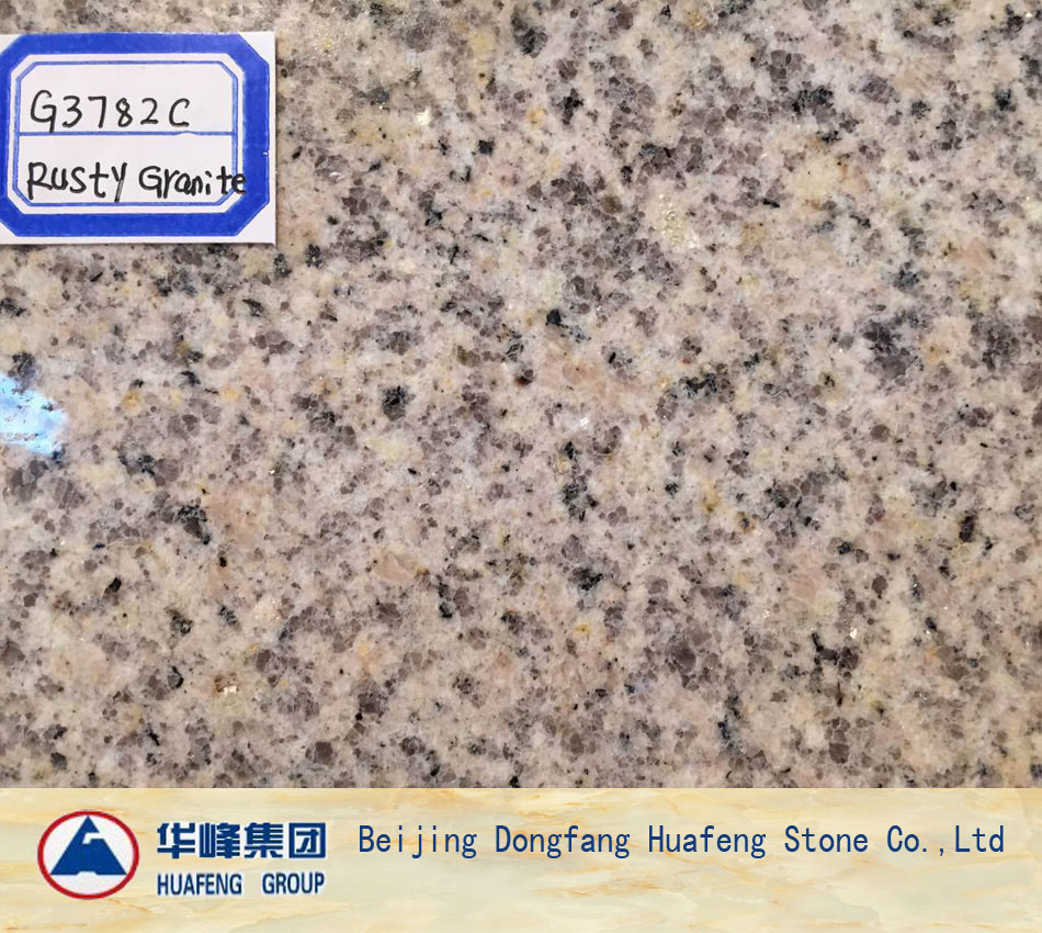 Rusty Granite Stone Wall Cladding Tiles