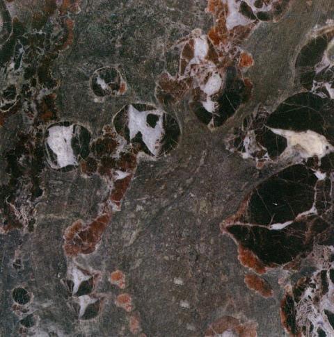 Rusty River Granite
