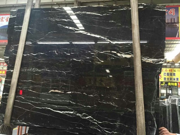 SAINT LAURENT Marble in Slabs Tiles
