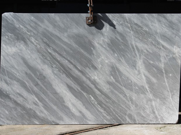 SKY GREY Marble in Slabs
