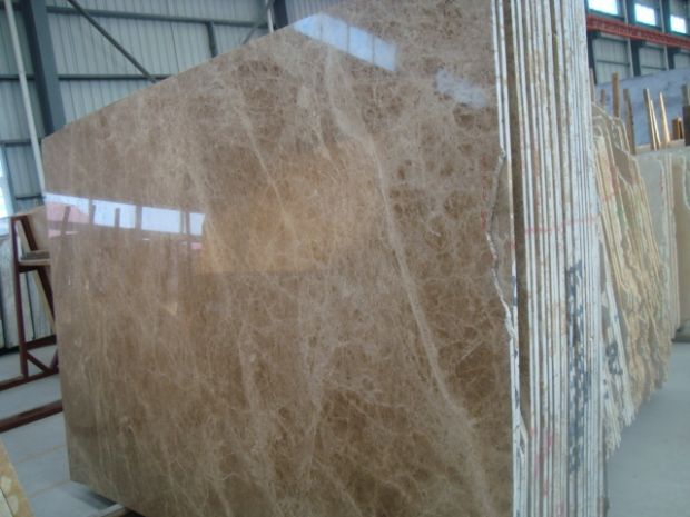 SPIDER LIGHT MARBLE SLAB TILE