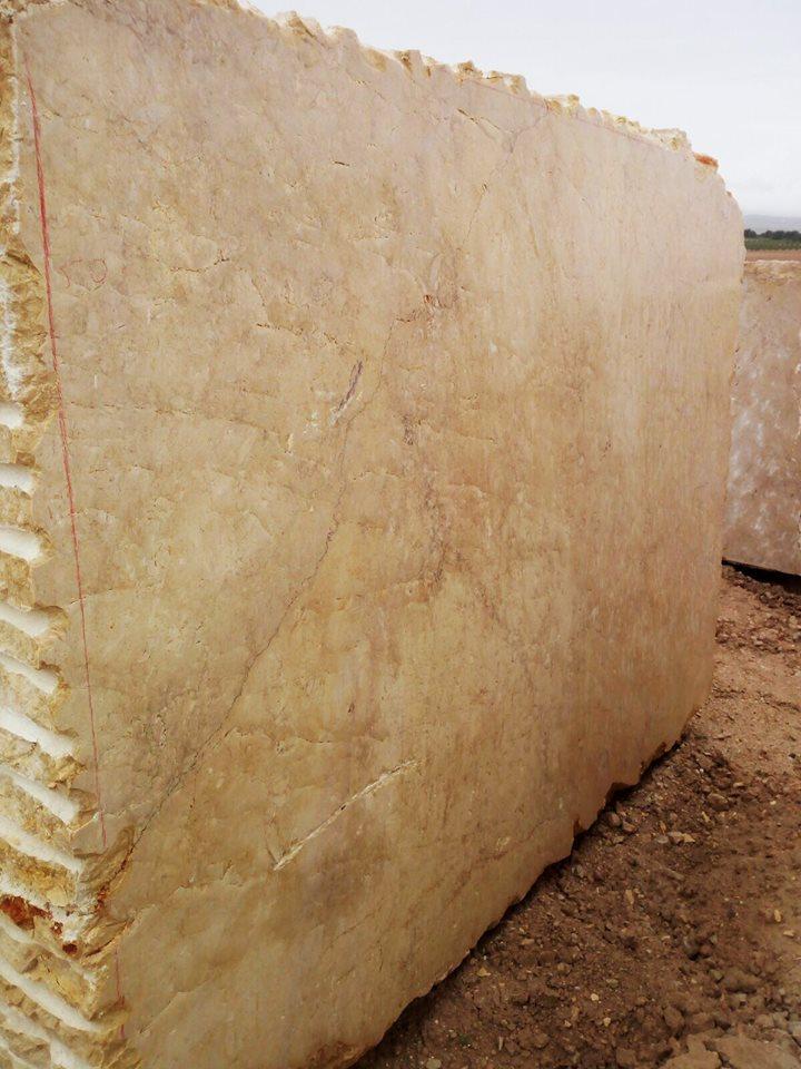 Safita Gold Marble Blocks Yellow Marble Blocks