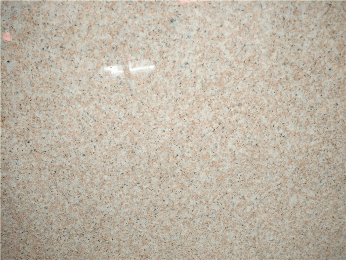 Sally Red Granite Color