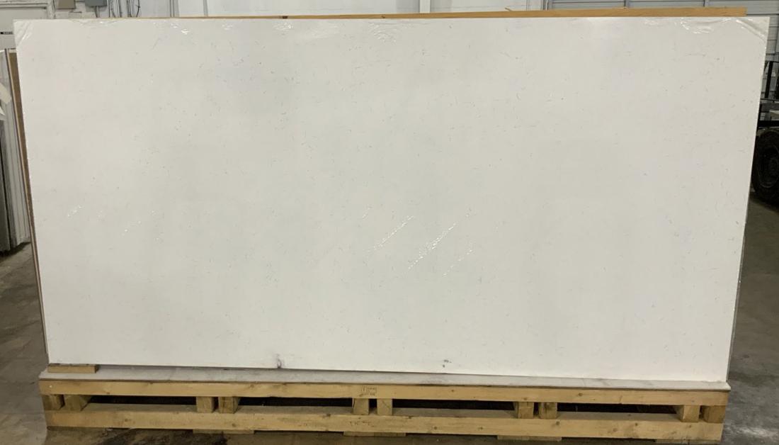Saltaro Ice Quartz Slabs Polished White Artificial Stone Slabs