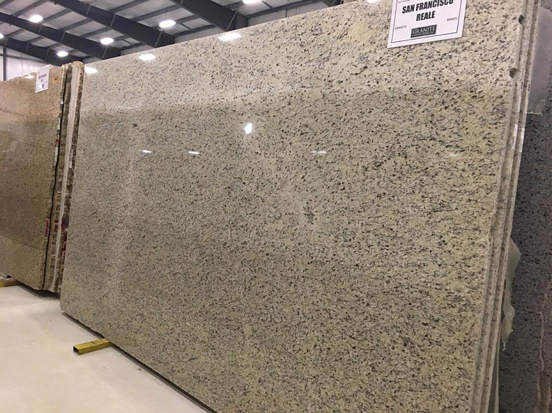 San Francisco Reale Granite Slabs