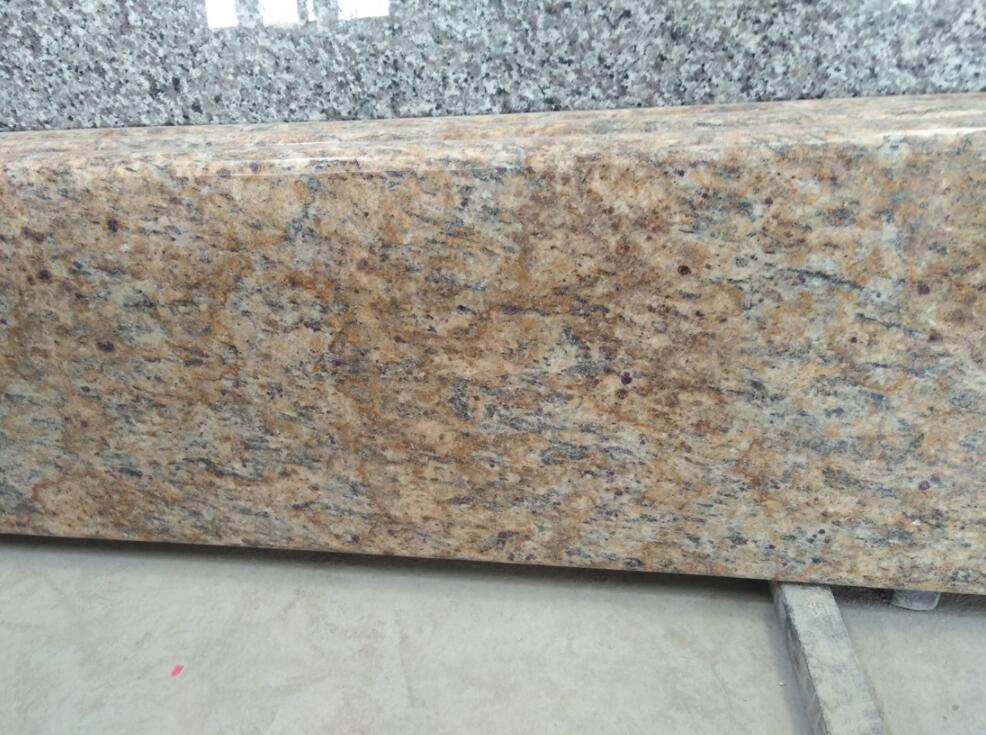 Santa Cecilia Granite Polished Beige Granite Countertops