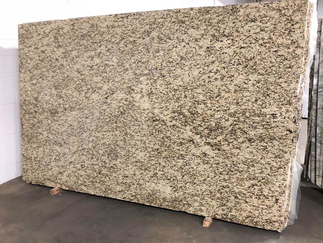Santa Cecilia Granite Stone Slabs Premium Beige Granite Slabs
