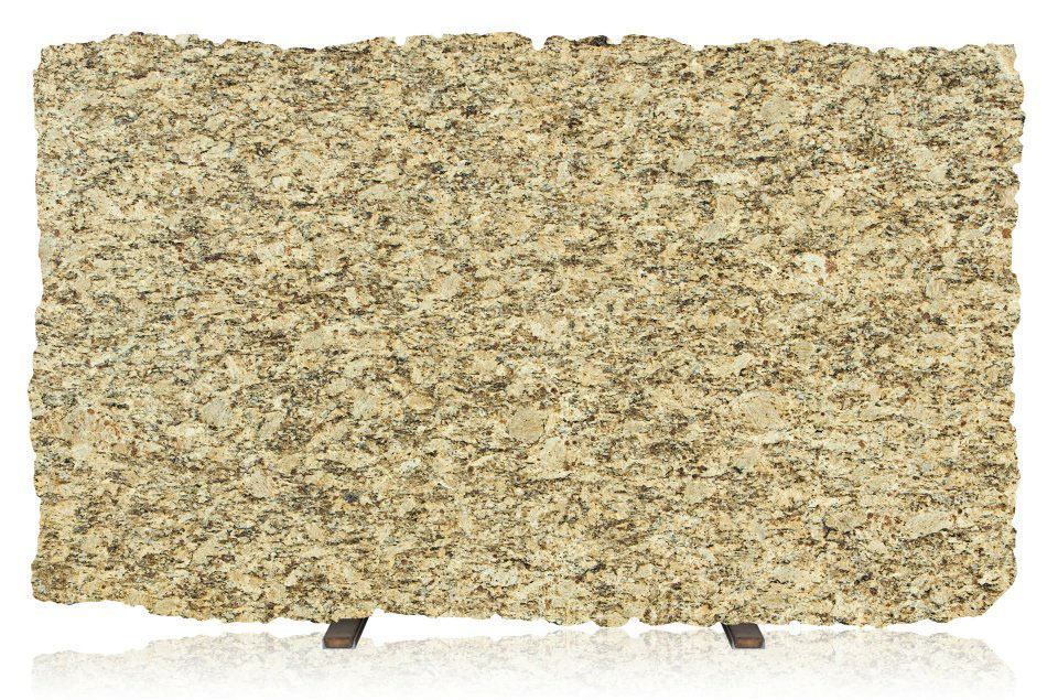 Santa Cecilia Granite Yellow Polished Granite Slabs
