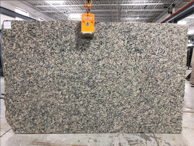 Santa Cecilia Light 3cm Granite Slabs Brazil Beige Granite Stone Slabs