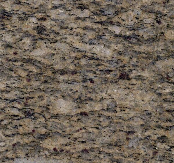 Santa Cecilia Dark Giallo Cecilia Granite