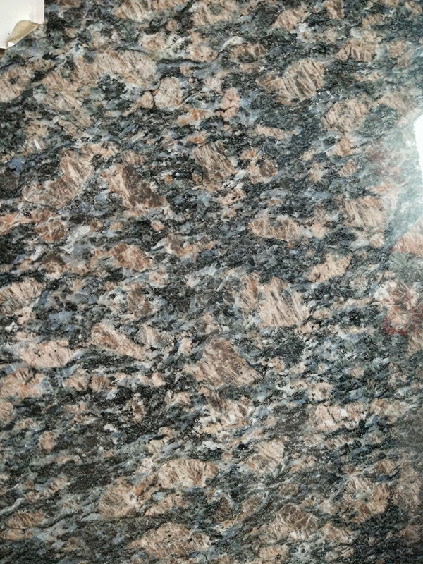 Saphire Brown Granite Color