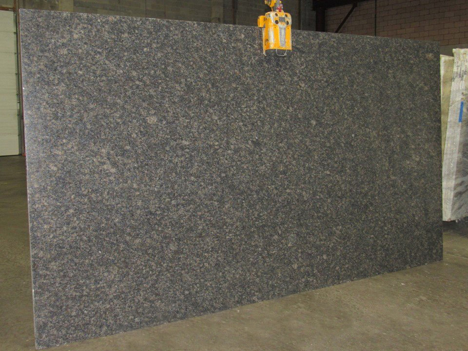 Sapphire Blue Granite Slabs from India